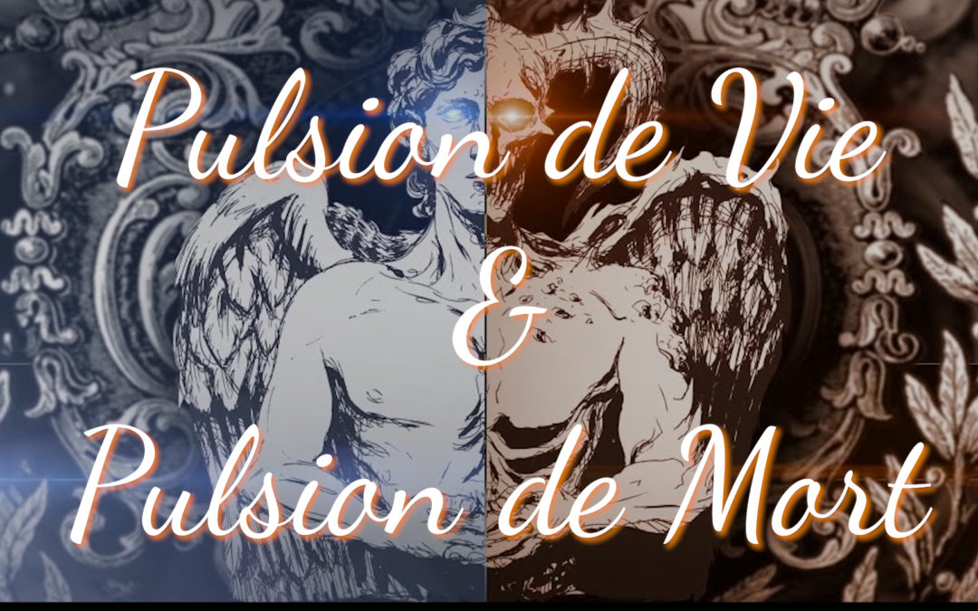 Podcast #21 – Pulsion de Vie et Pulsion de Mort