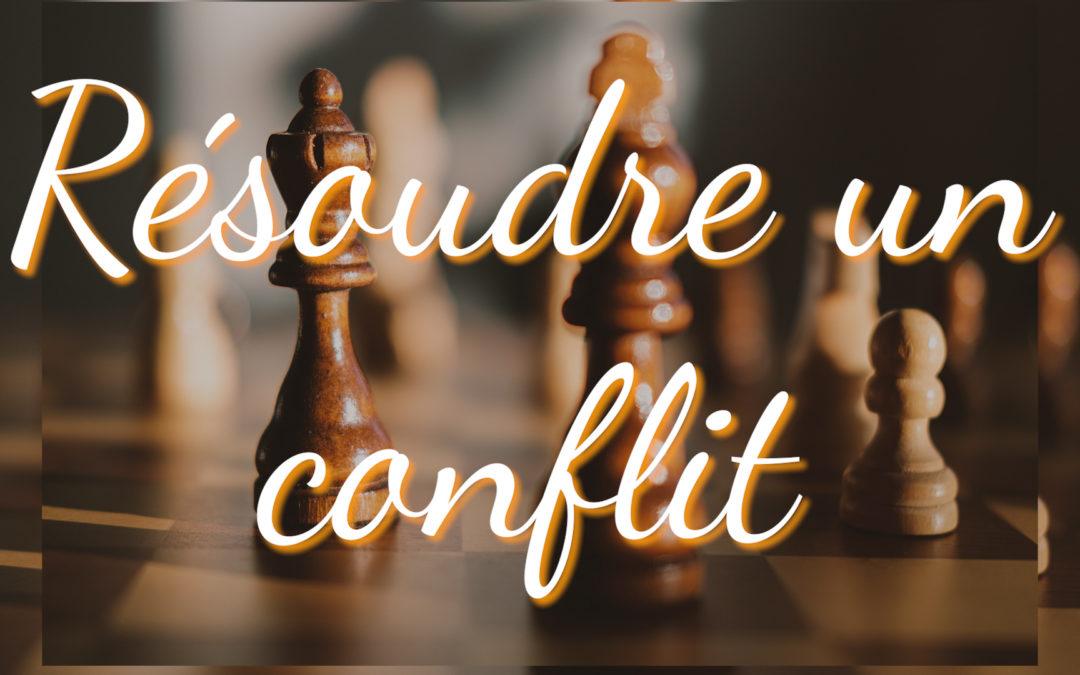 Podcast #22 – Résolution de conflit